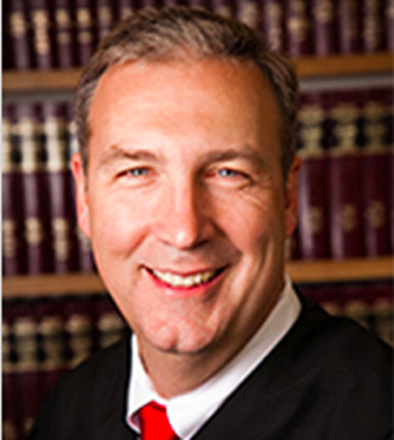Cook County Judge Patrick J. Sherlock.