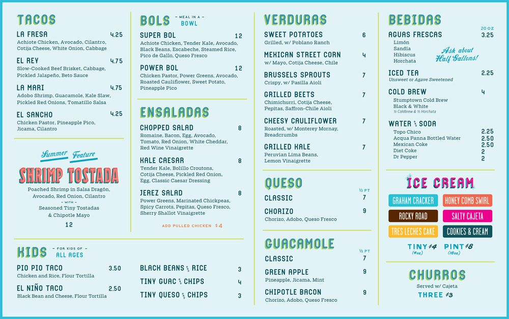 Fresa's Chicken al Carbon's new menu. [Photo: Fresa's Chicken al Carbon/Official]