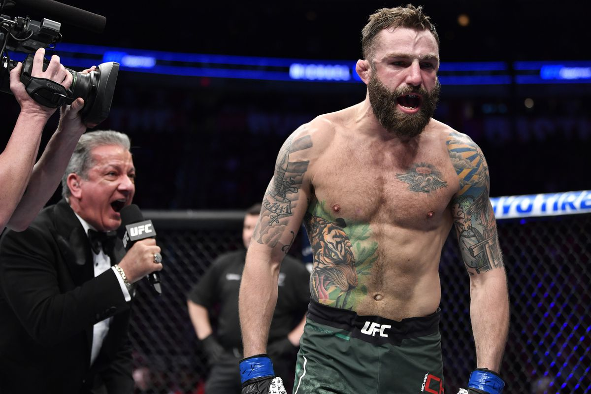UFC Fight Island 8: Head-to-head look at Michael Chiesa vs. Neil Magny - Bloody Elbow