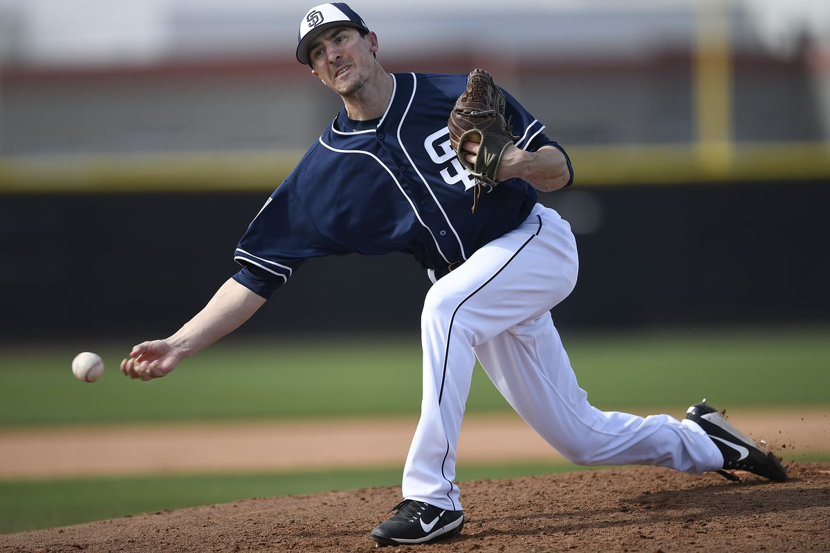 San Diego Padres Workouts