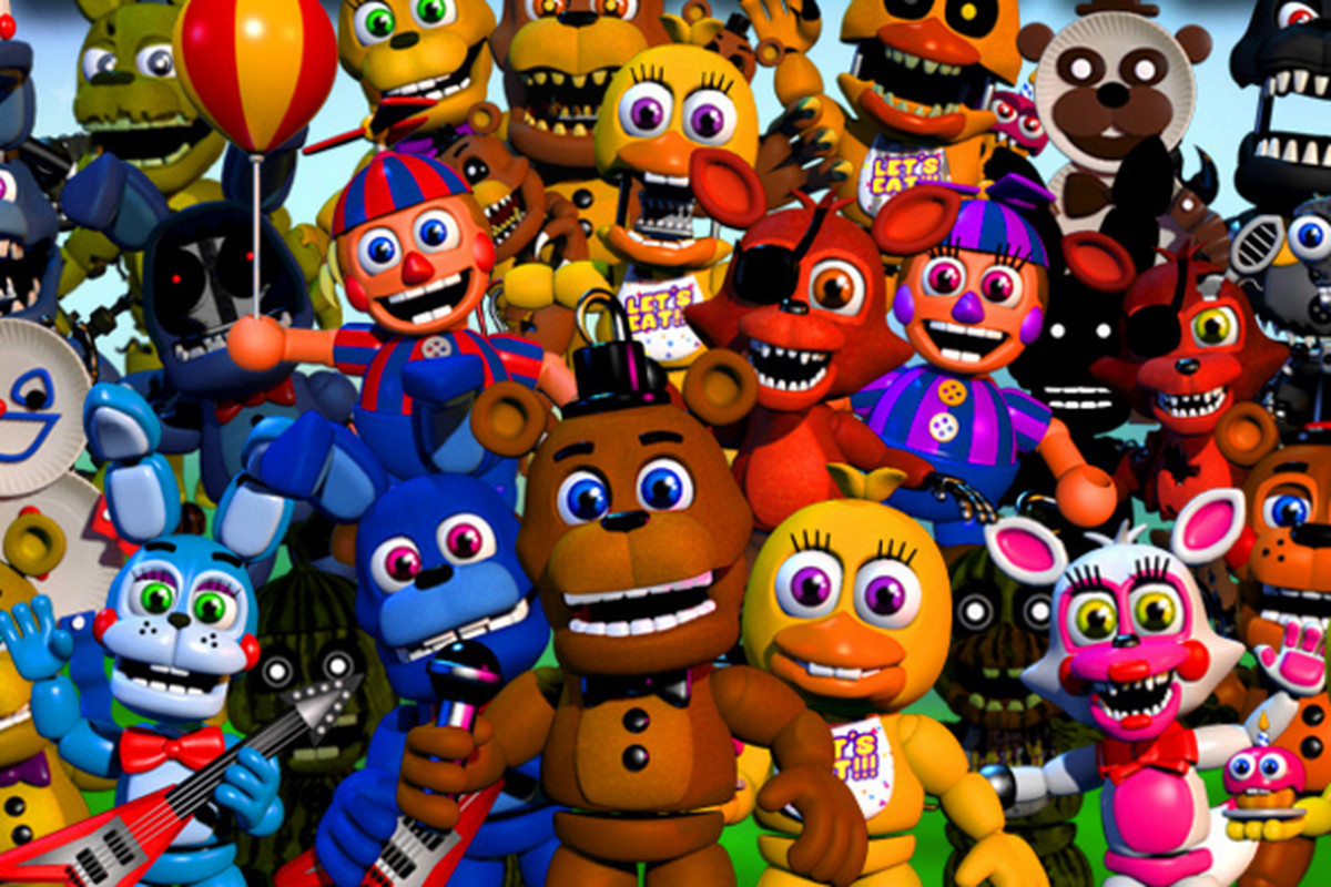 After Being Released Early On Valves Steam Marketplace And Subsequently Removed For Its Poor Quality Five Nights At Freddys World Is Once Again Available