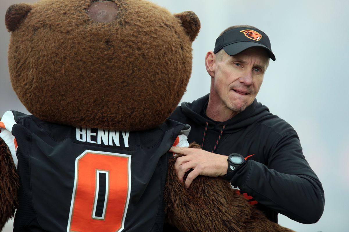 Seth Treston Stunning oregon state football is getting somewhere, but that's a nasty
