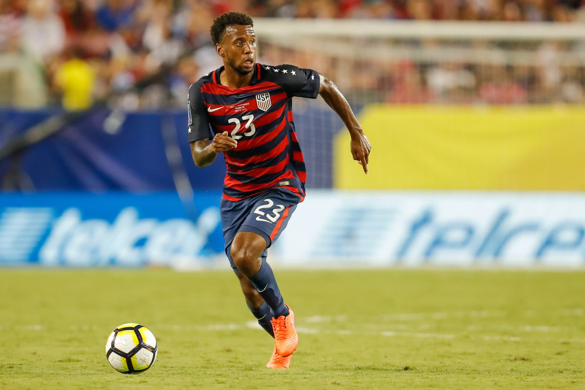 United States v Martinique: Group B - 2017 CONCACAF Gold Cup
