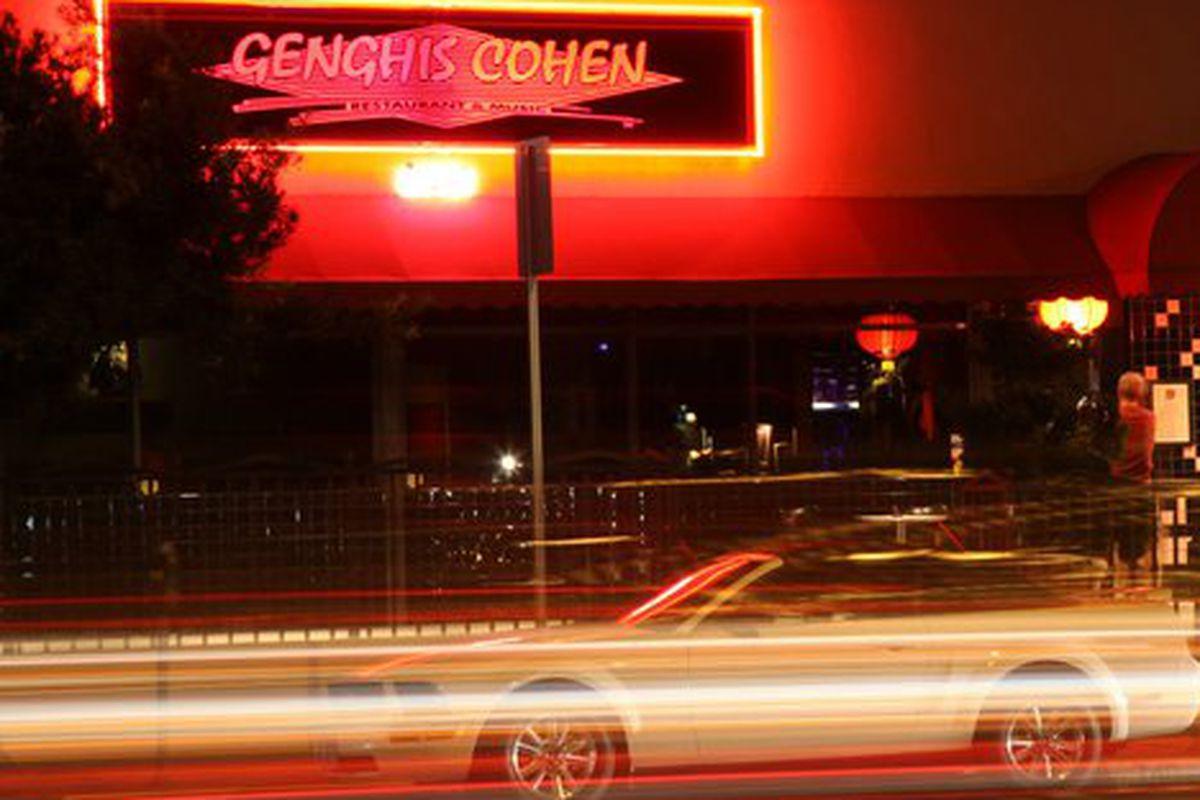 Genghis Cohen, Fairfax