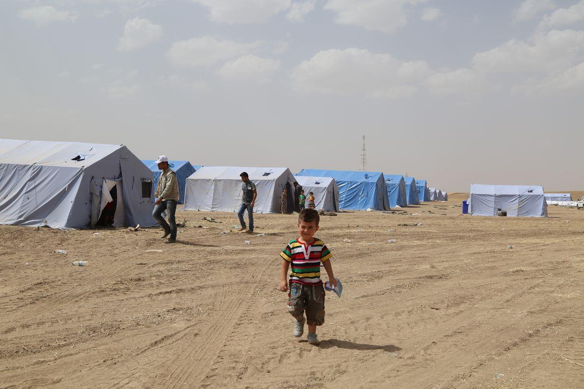 mosul refugees Emrah Yorulmaz/Anadolu Agency/Getty Images