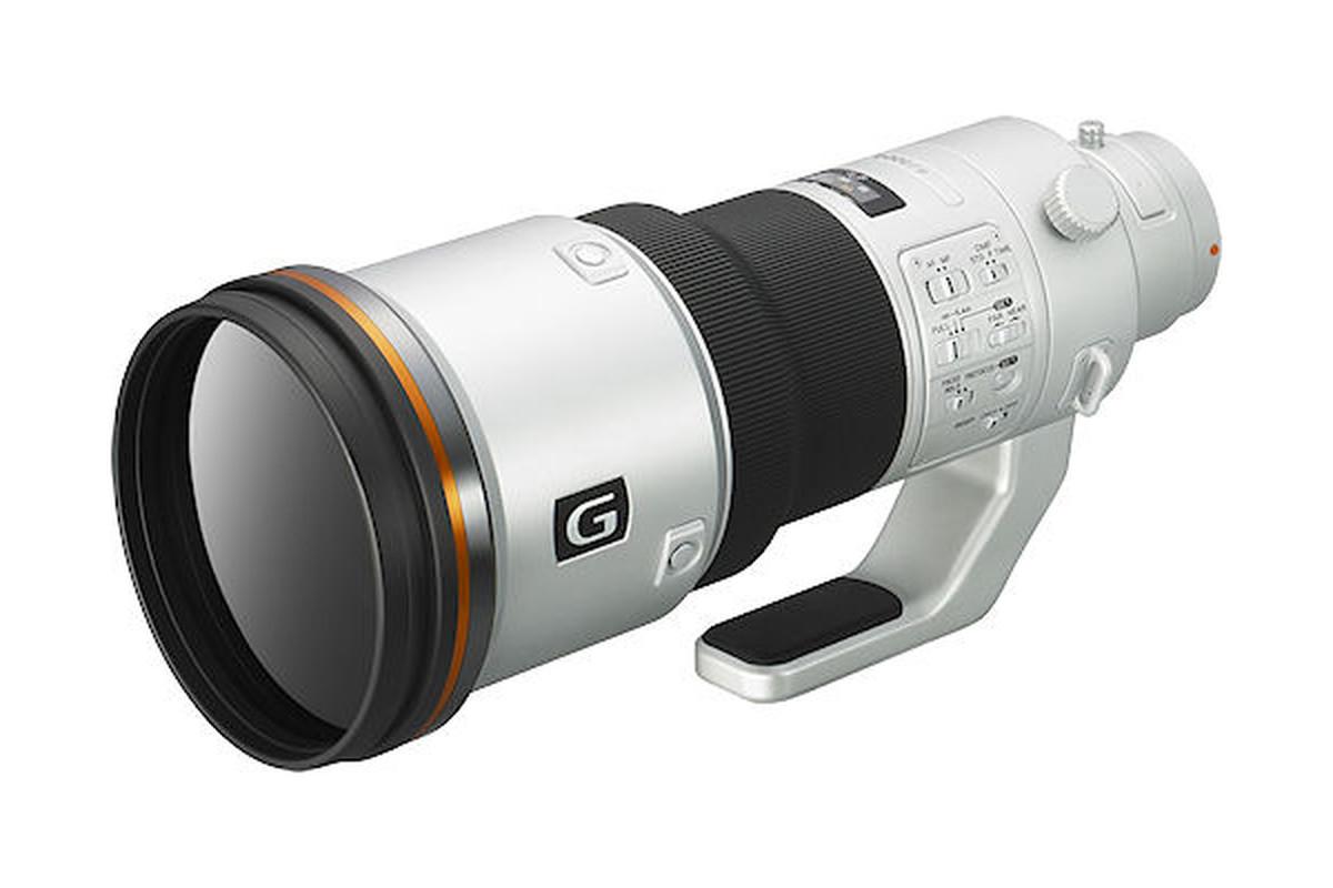 Sony 500mm lens