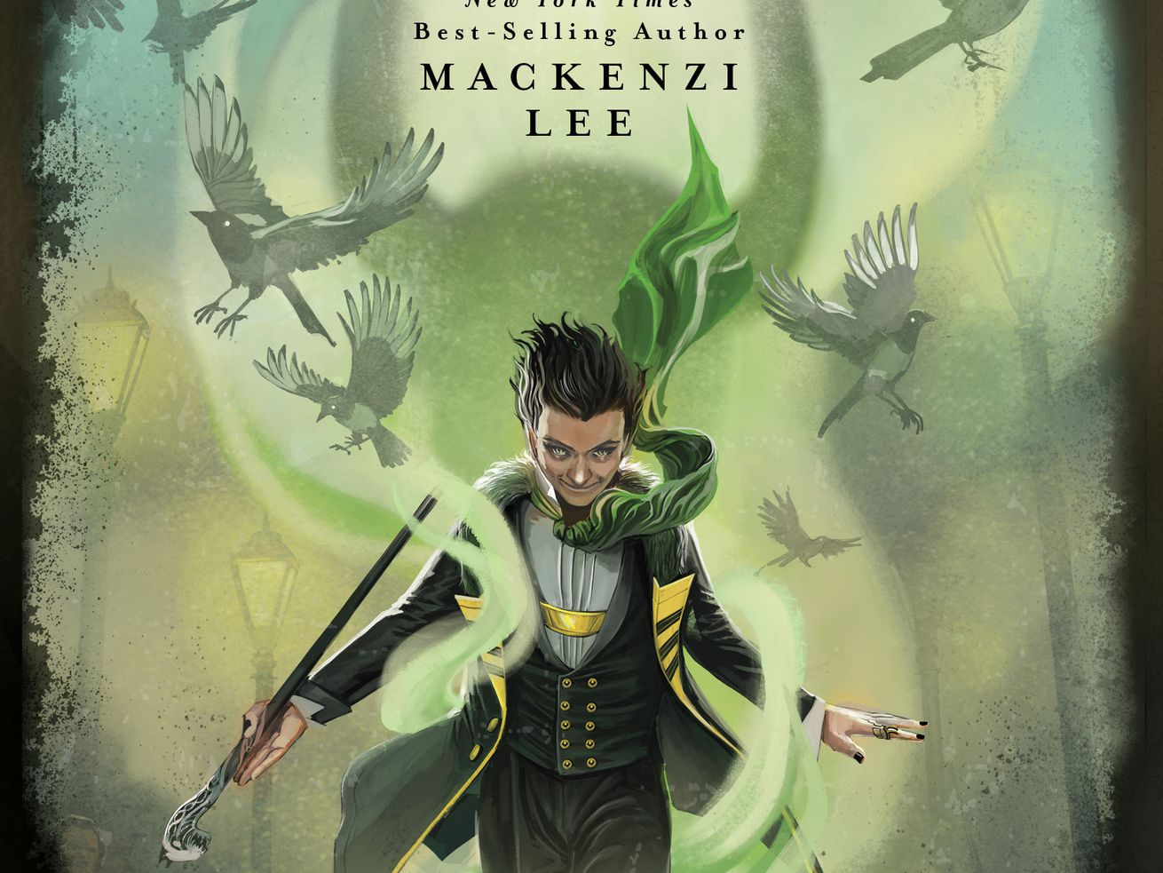 """Utah author Mackenzi Lee takes on the task of telling teenager Loki's story in her young adult book """"Loki: Where Mischief Lies."""""""
