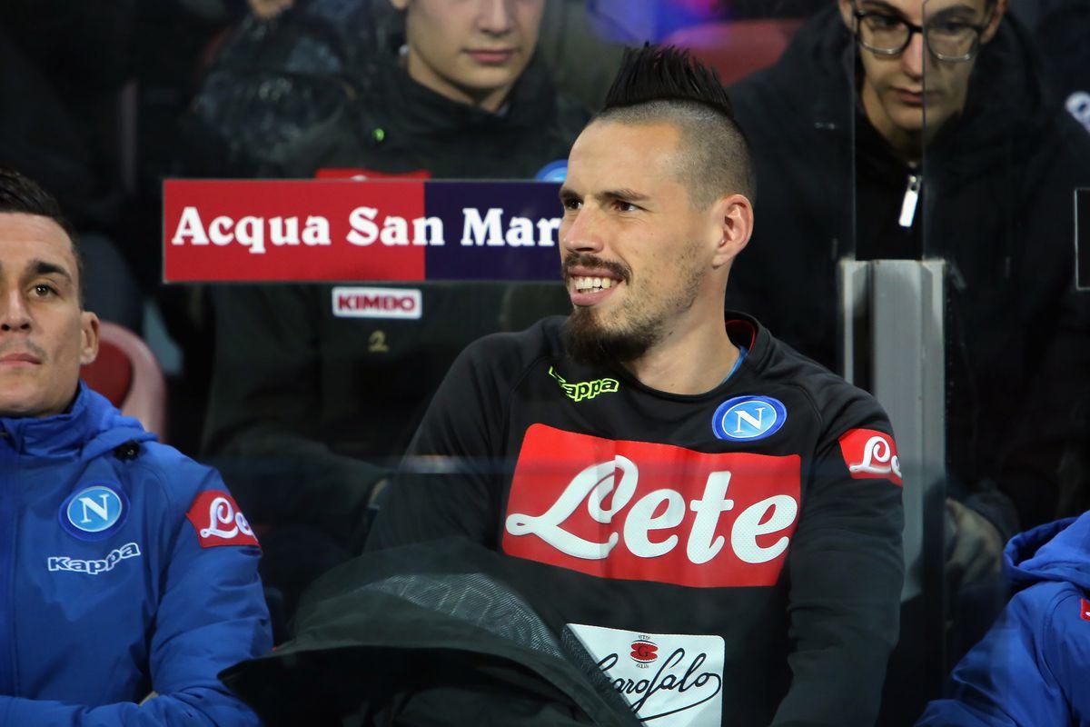Cagliari v SSC Napoli - Serie A