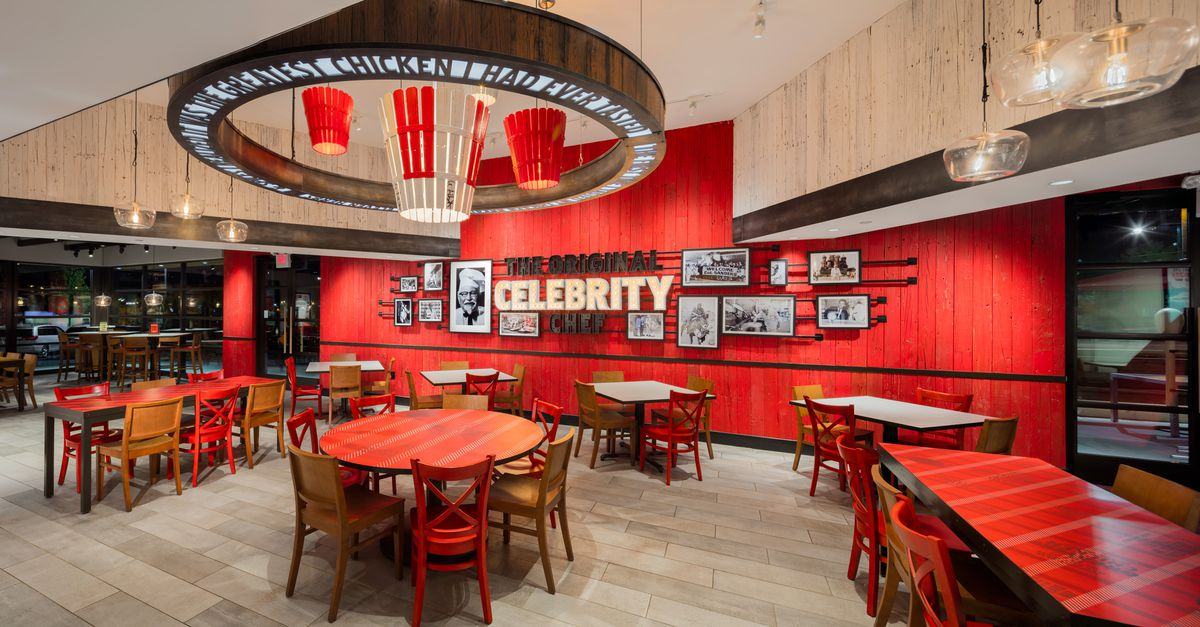 How fast food restaurants are designed curbed