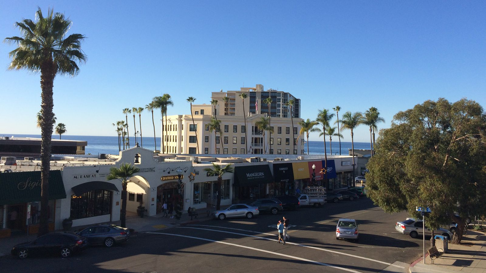 Catania Preps To Serve Italian Food With This View To La Jolla Eater San Diego