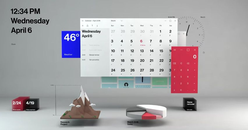 QnA VBage Microsoft's designers are now working together on the future of Windows, Office, and Surface