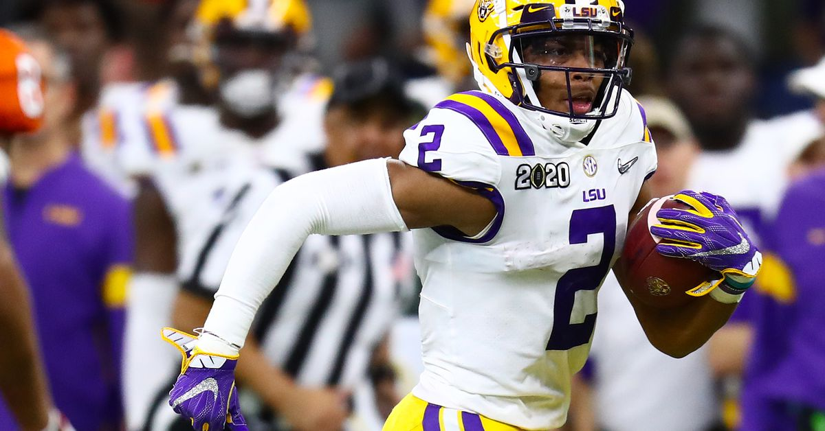 2020 NFL Draft Prospect Profiles - Justin Jefferson, WR, LSU