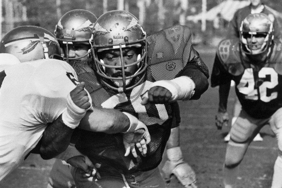 Ron Simmons of Florida State University