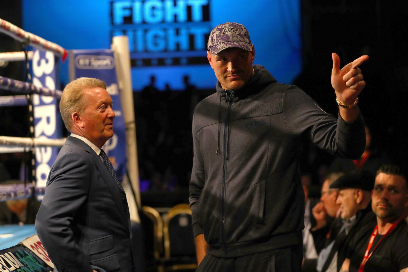 1137809800.jpg.0 - Tyson Fury plans September 28th bout after Tom Schwarz