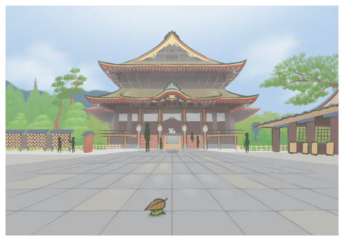 Tabikaeru: Journey Frog
