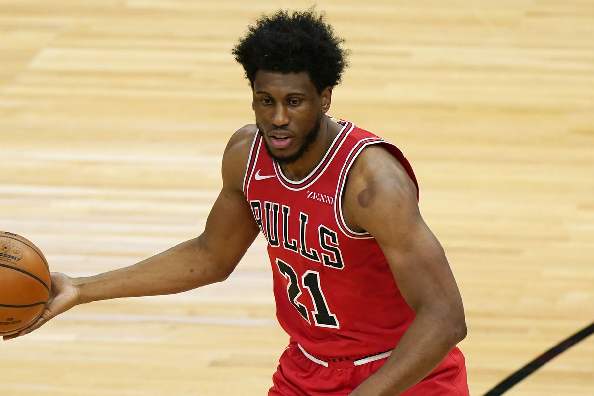 """Bulls forward Thad Young sees April as """"take care of business'' month."""