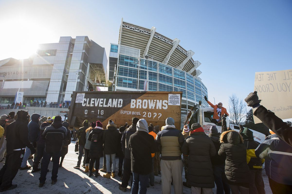 NFL: Cleveland Browns Perfect Season Parade