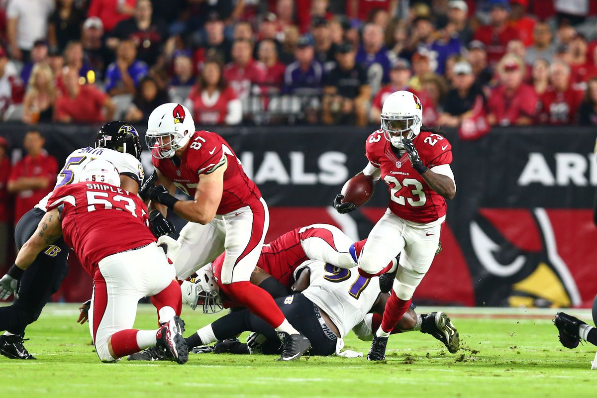 Cardinals vs Ravens final score Tony Jefferson INT seals 26 18