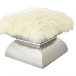 Catru table sheepskin, $349