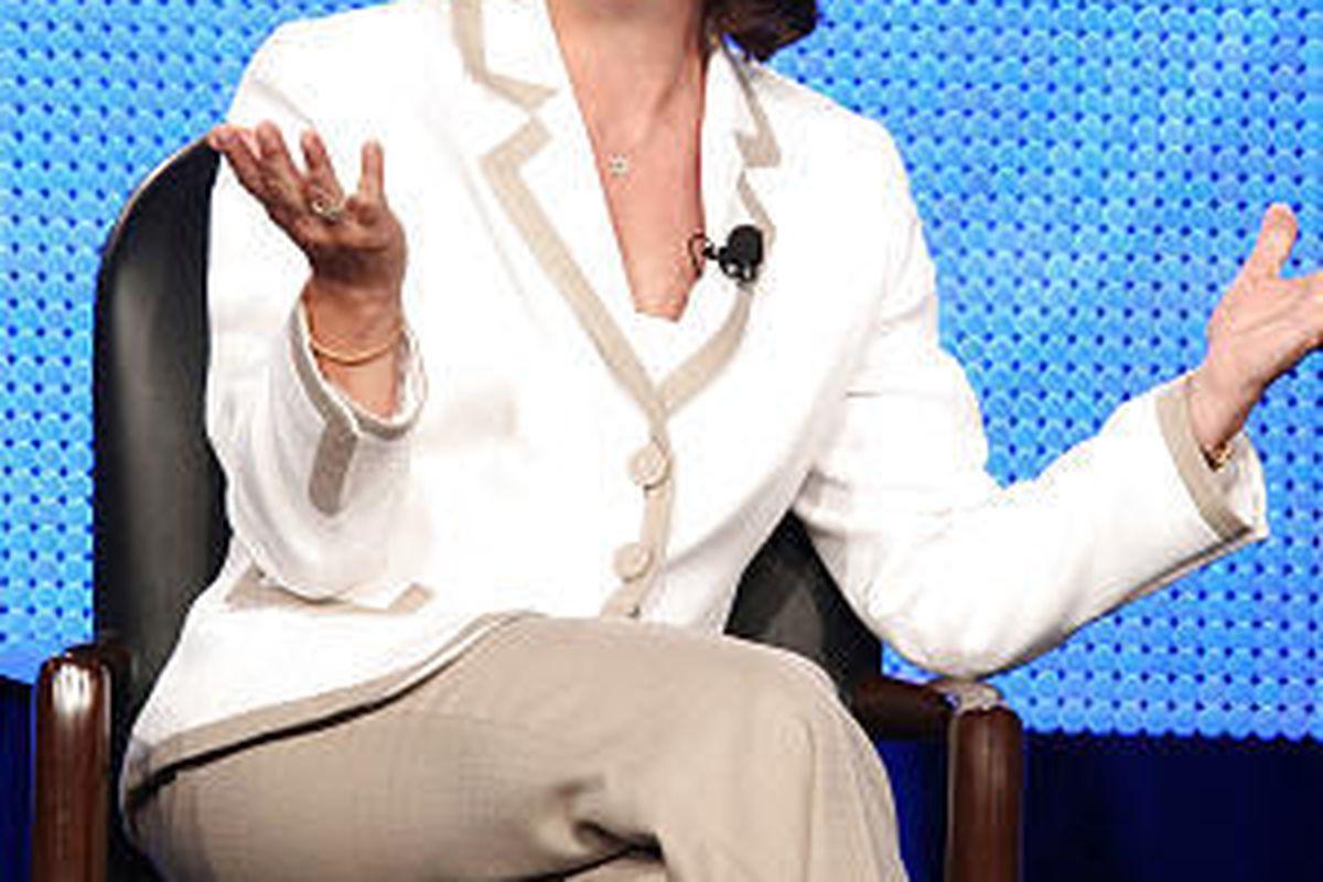 CBS Entertainment President Nina Tassler