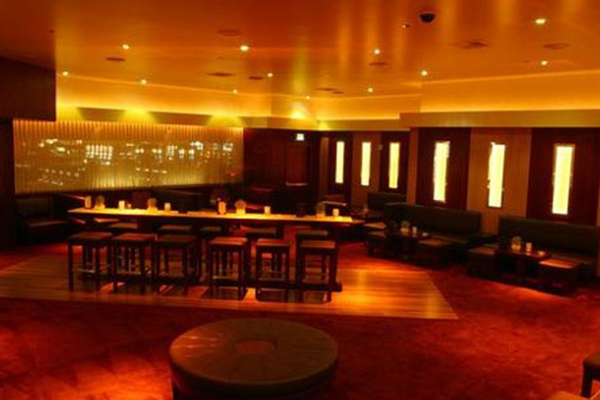 Lily Bar Amp Lounge Uproots Caramel At Bellagio Eater Vegas
