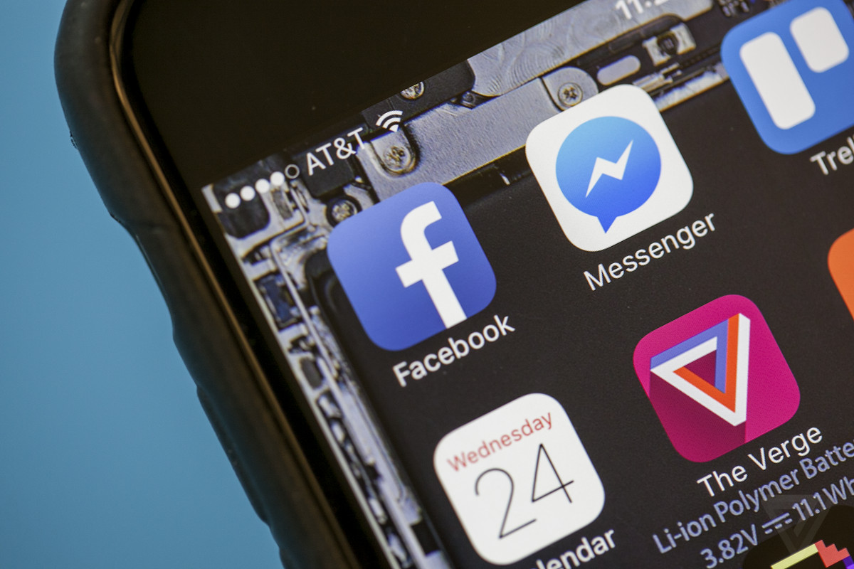 You can now send Facebook Messenger photos in higher resolution
