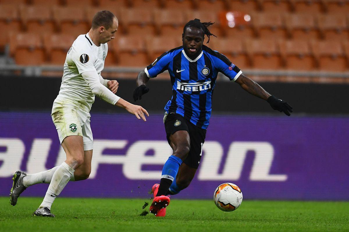 FC Internazionale v PFC Ludogorets Razgrad - UEFA Europa League Round of 32: Second Leg