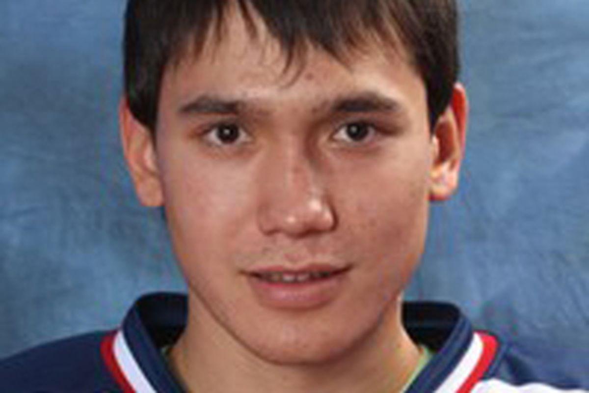 Mikhail Pashnin