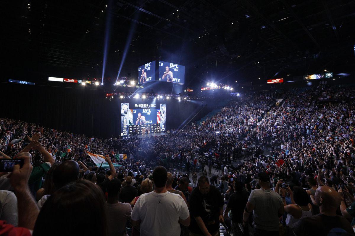 UFC 196 Weigh-ins