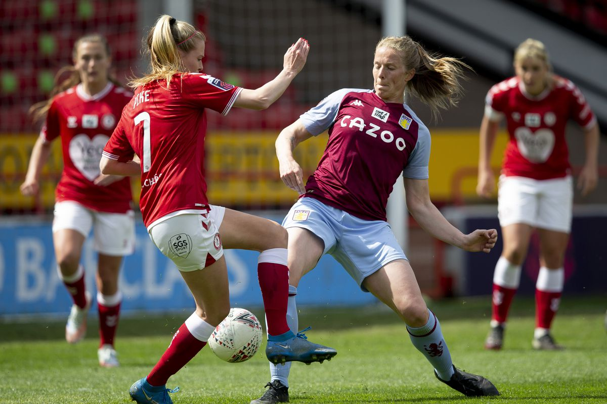 Aston Villa Women v Bristol City Women - Barclays FA Women's Super League