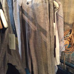 Tweed pant, $337 (was $675)