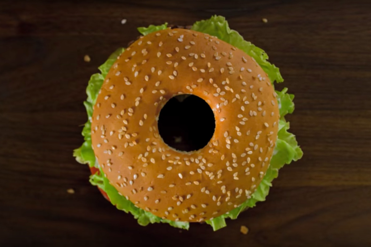 Burger King's Next Stunt Is Punching Holes in Its Whoppers