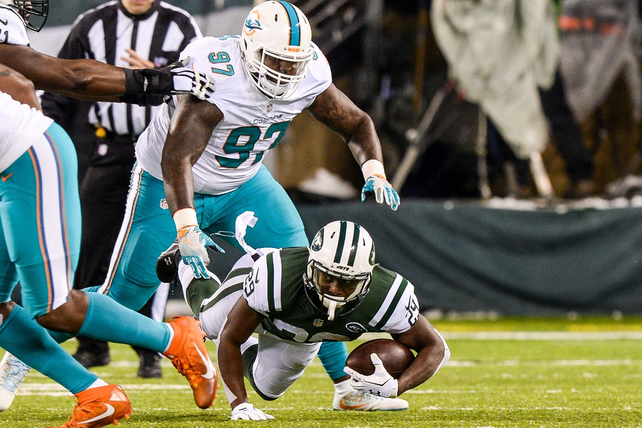 DT Phillips A Rising Star On Dolphin Defense