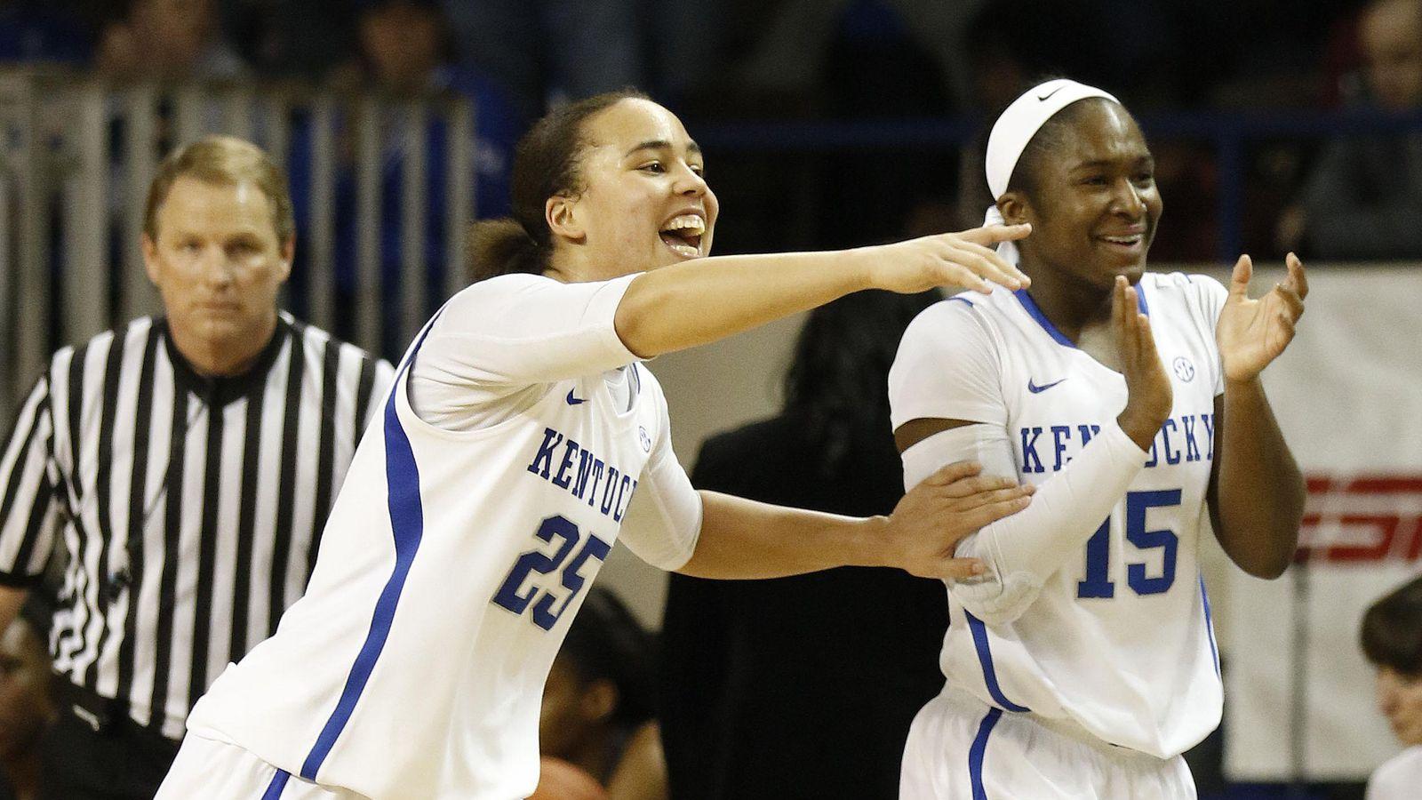 Kentucky Wildcats Basketball Full 2015 16 Schedule: Kentucky Women's Basketball Announces 2015-16 Non
