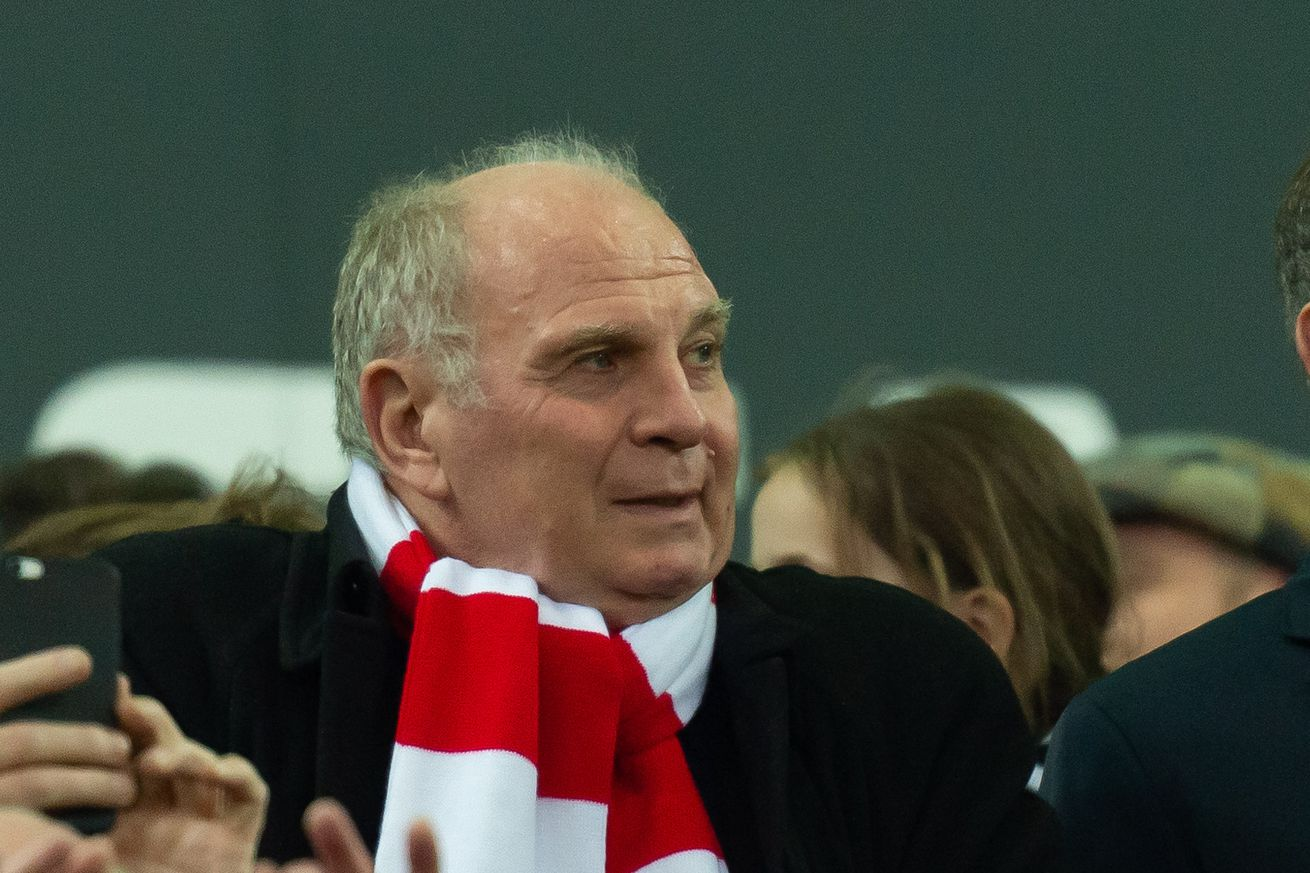 Uli Hoeneß talks about a Club World Cup, Liverpool, and Borussia Dortmund