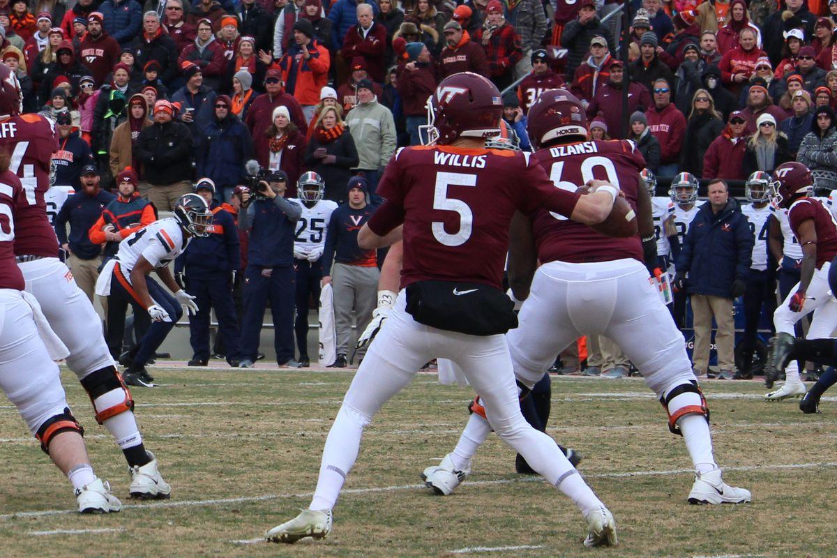 Virginia Tech Hokies Spring Roster Preview Quarterbacks