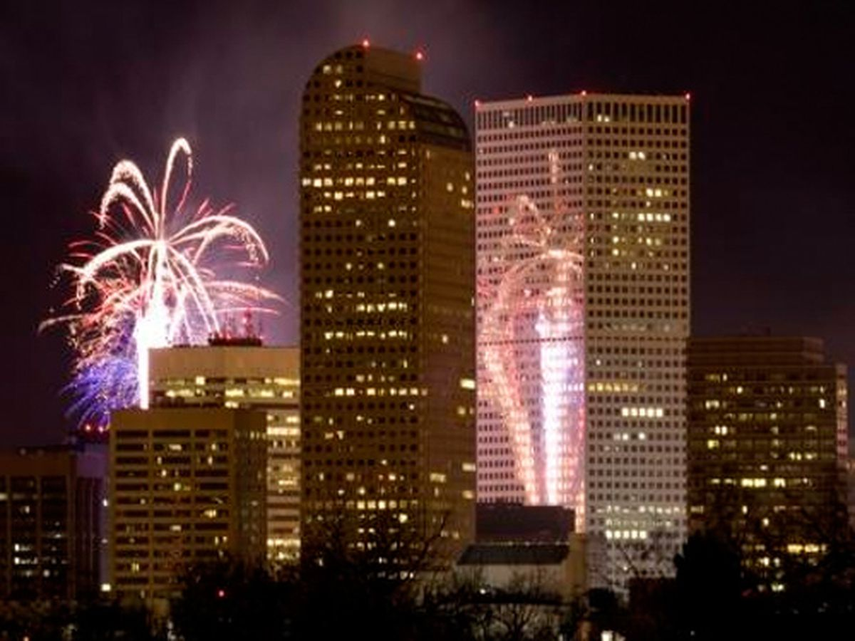 Downtown New Year's Eve