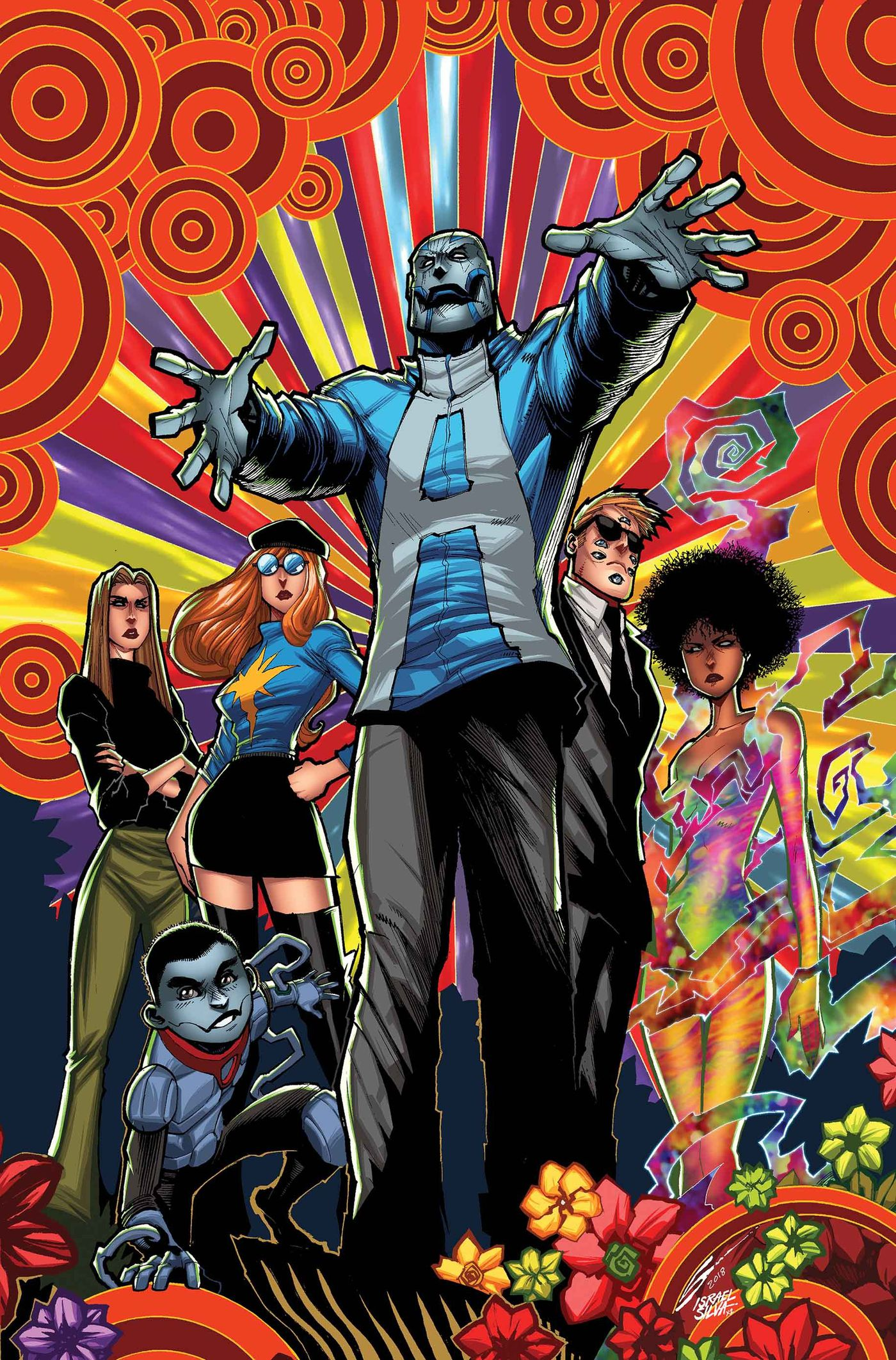 Age of X-Man: Marvel's epic event inspired by Age of
