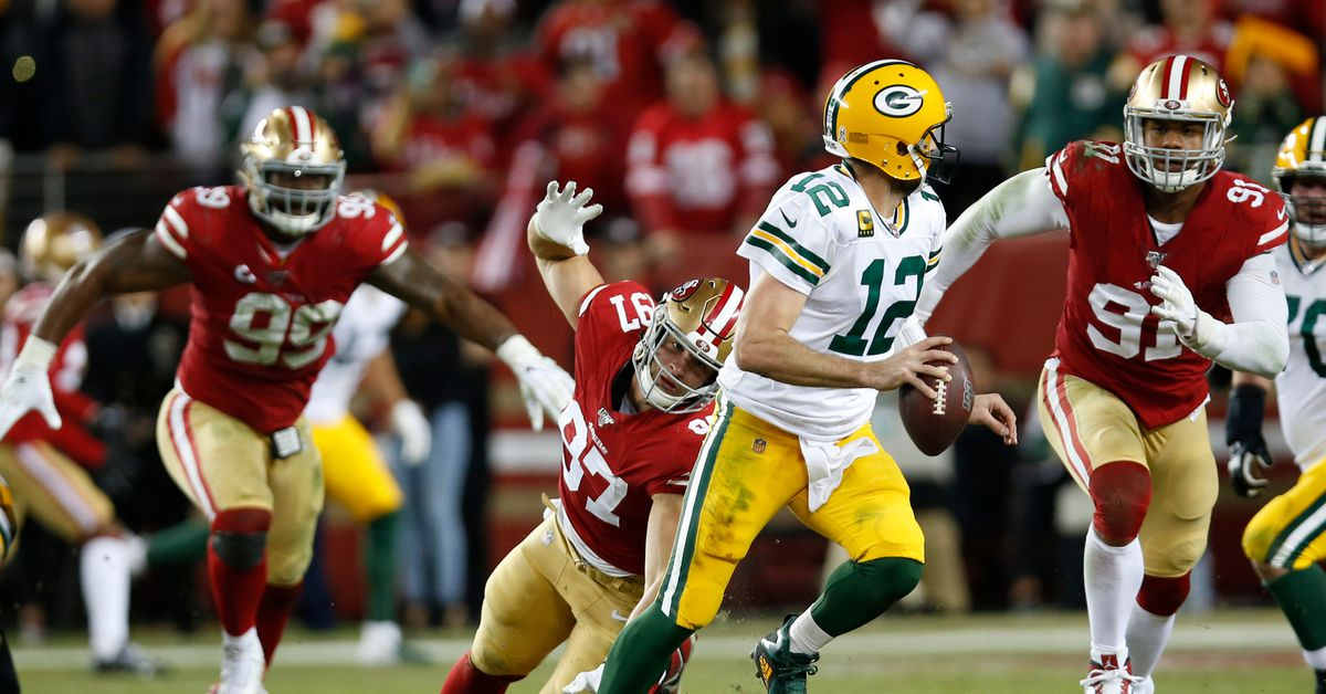 NFC Conference Championship Game: Green Bay Packers @ San Francisco 49ers Live Thread & Game Information