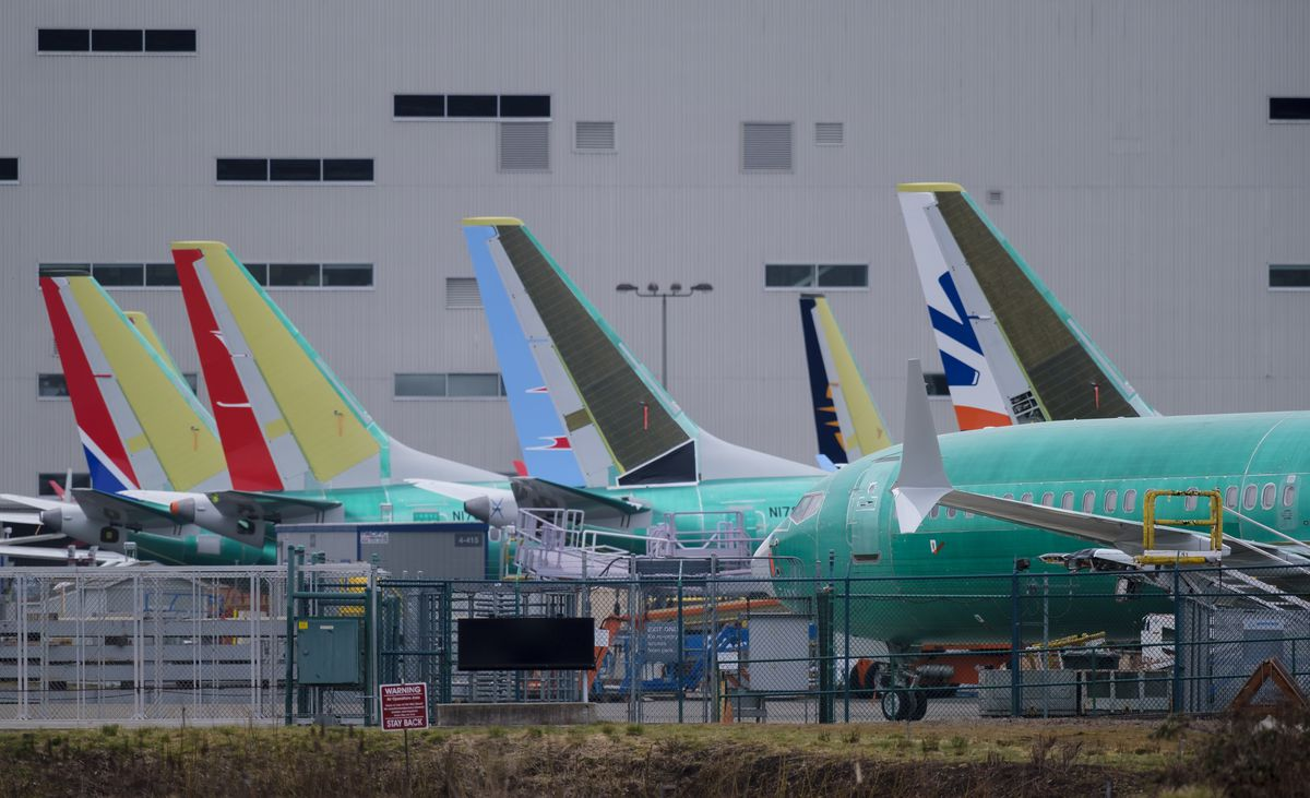U.S. Grounds All Boeing 737 MAX Aircraft After Viewing New Satellite Data