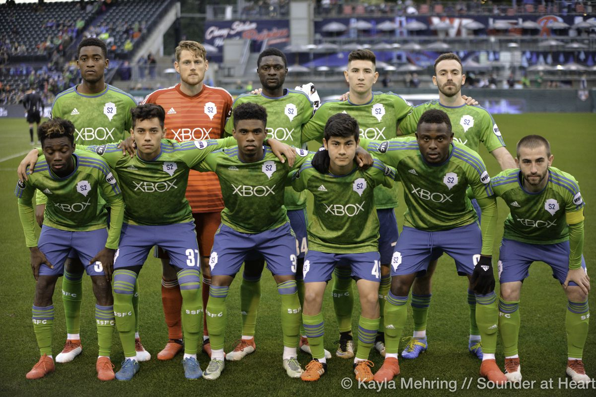sounders fc 2 matches will stream on espn+ - sounder at heart