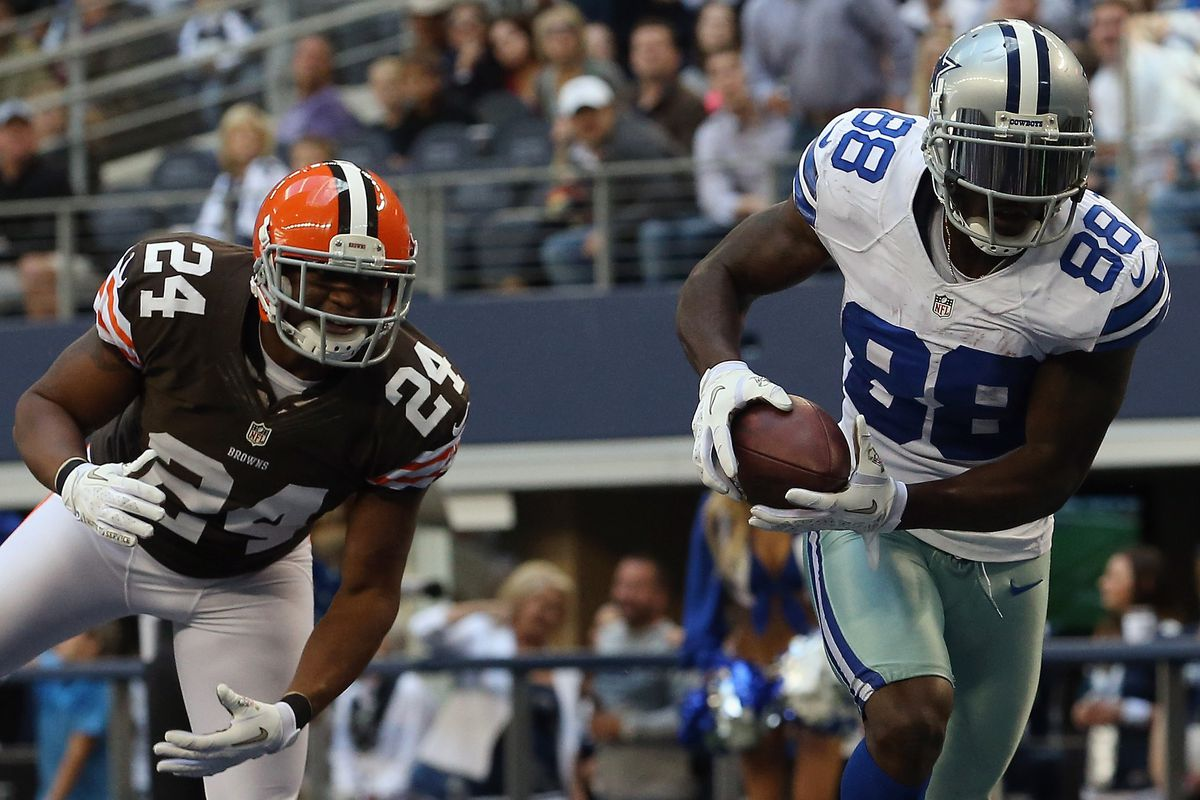 Dez Bryant Signing With The Browns Would Make More Sense