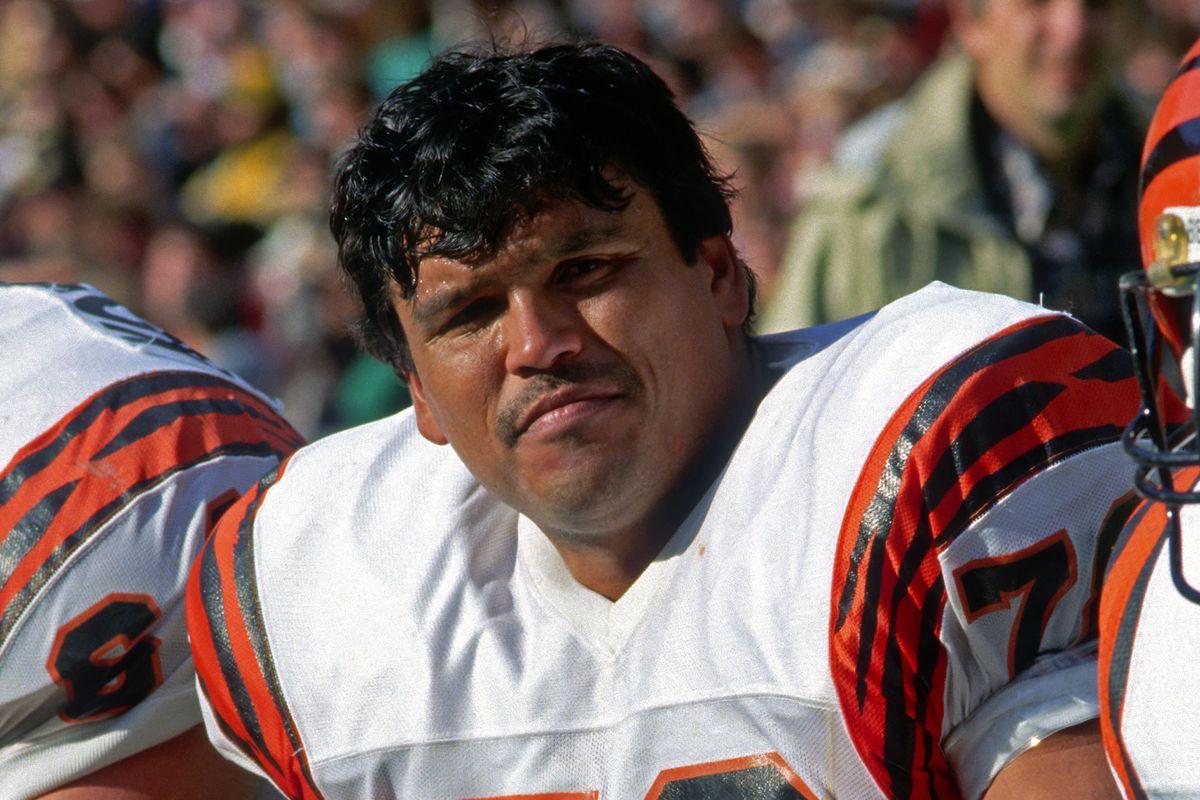 Cincinnati Bengals Anthony Munoz