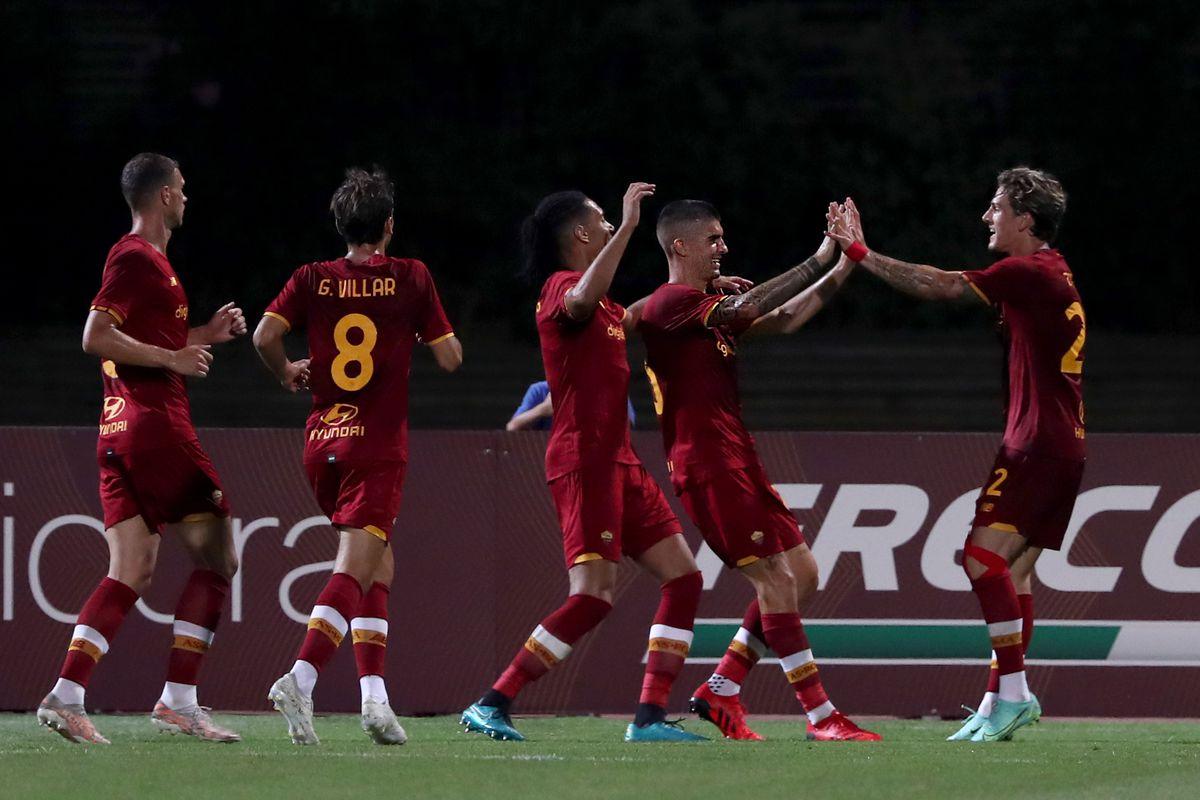 AS Roma v FC Porto - Pre-Season Friendly