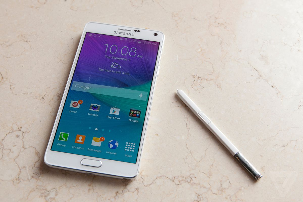 galaxy note 4 batteries are being recalled for overheating risk