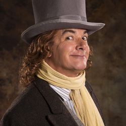 """Andrew May stars as The Vagabond in the Utah Shakespeare Festival's 2017 production of """"The Tavern."""""""