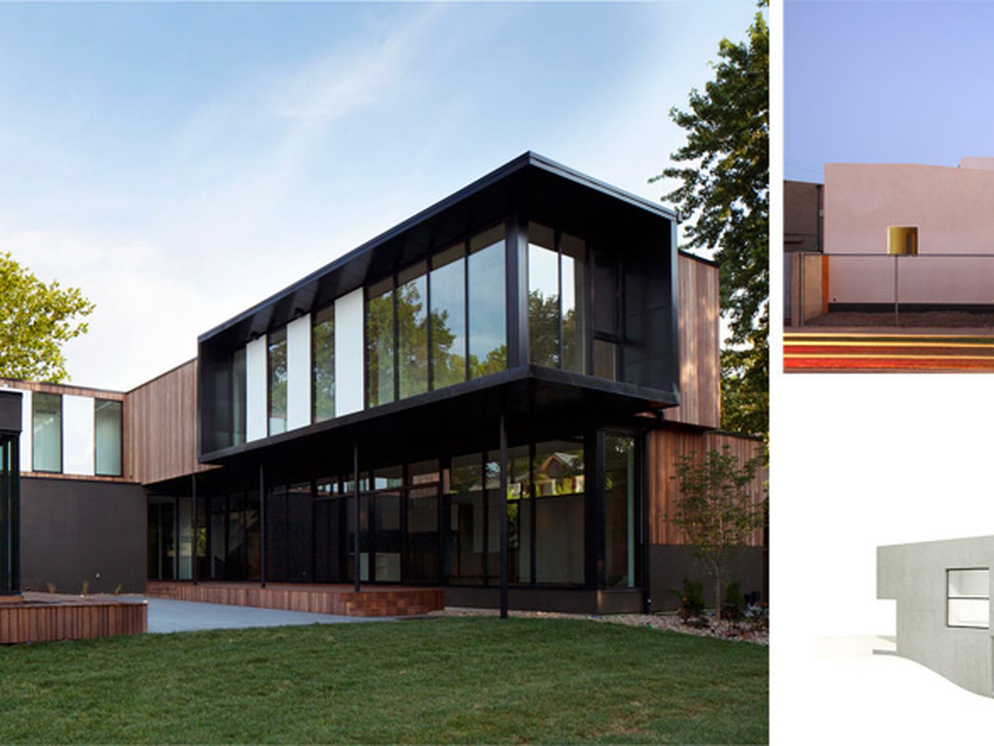 Why modern architecture came back and what it looks like now curbed