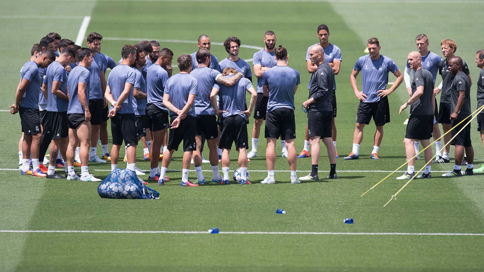 Managing Madrid A Real Madrid Community: Injury Updates All Positive For Real Madrid