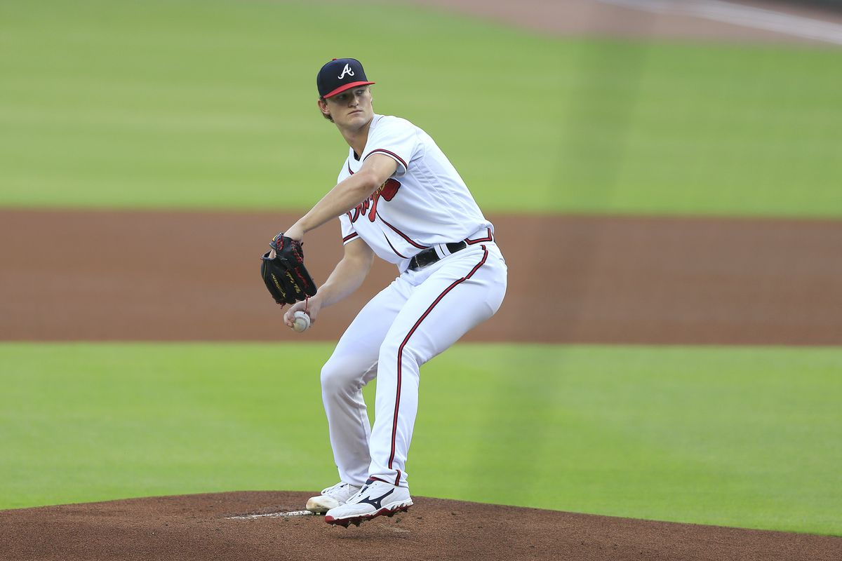 MLB: JUL 29 Rays at Braves