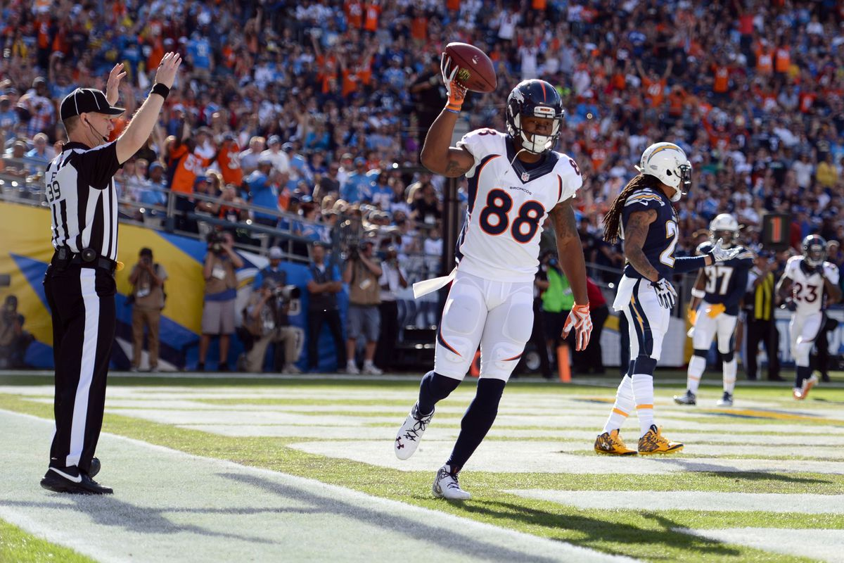 Broncos WR Demaryius Thomas has all the tools necessary for stellar numbers, but does he have a capable Quarterback?